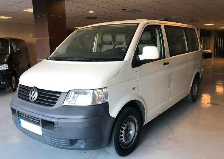 Imagen Volkswagen Transporter 1.9 TDI - 9 plazas