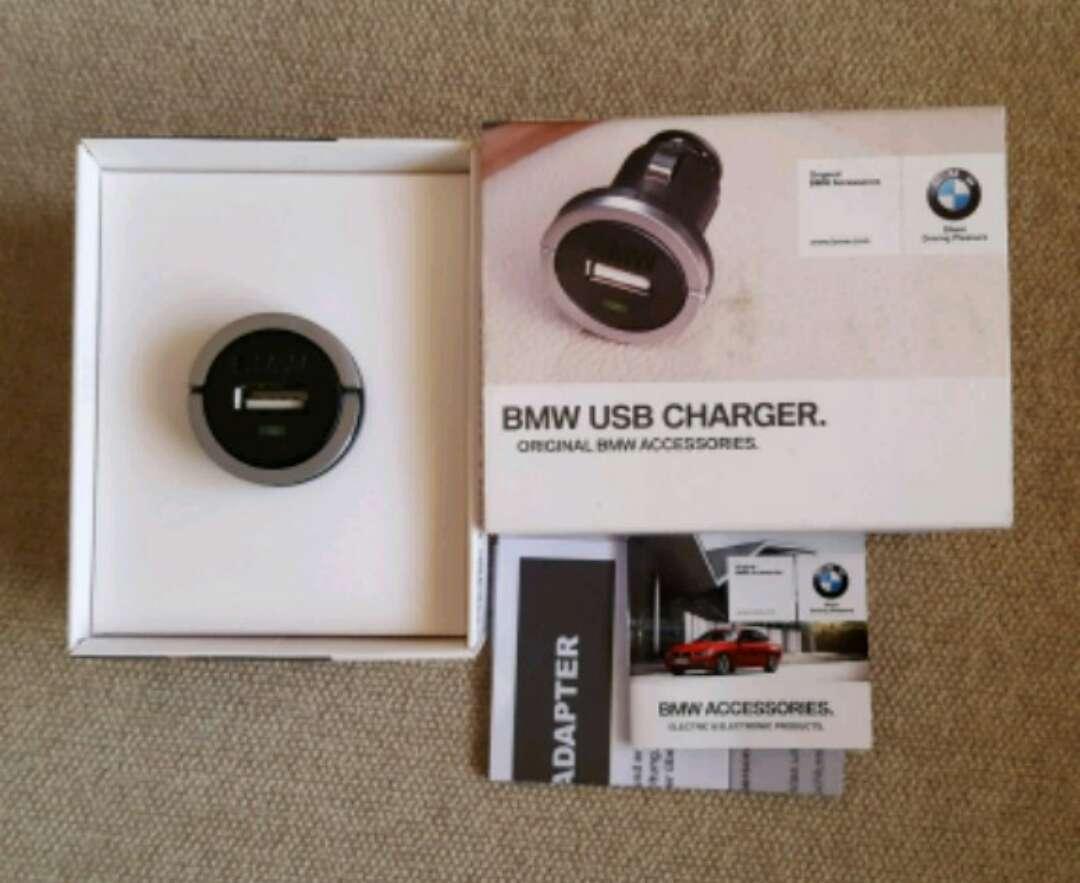 Imagen Cargador de Mechero de BMW