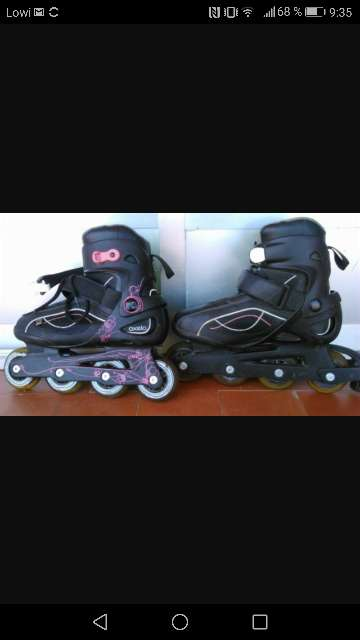 Imagen Patines Oxelo Mujer