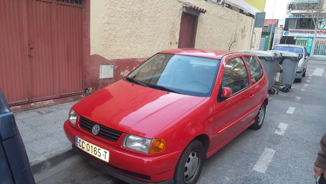 Imagen coche volvawen polo