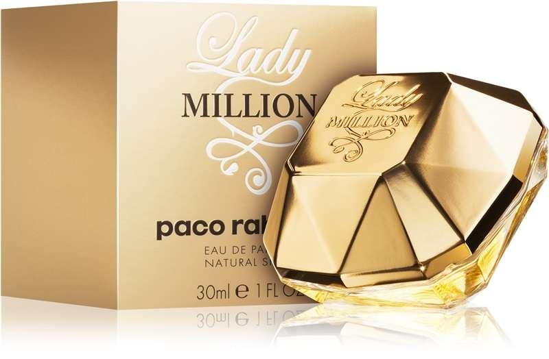 Imagen Perfume Lady million