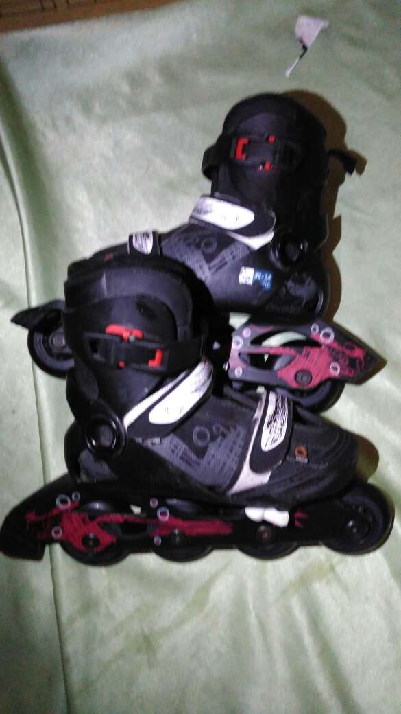 Imagen patines talla 32 a 34