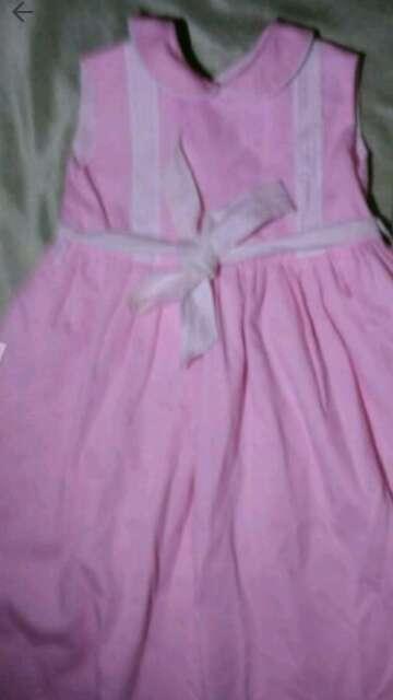 Imagen vestido con lazo talla 4