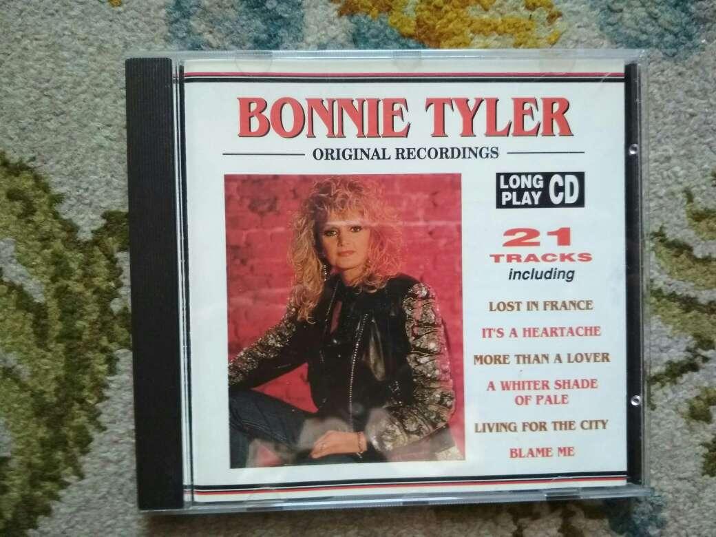 Imagen CD de Bonnie Tyler