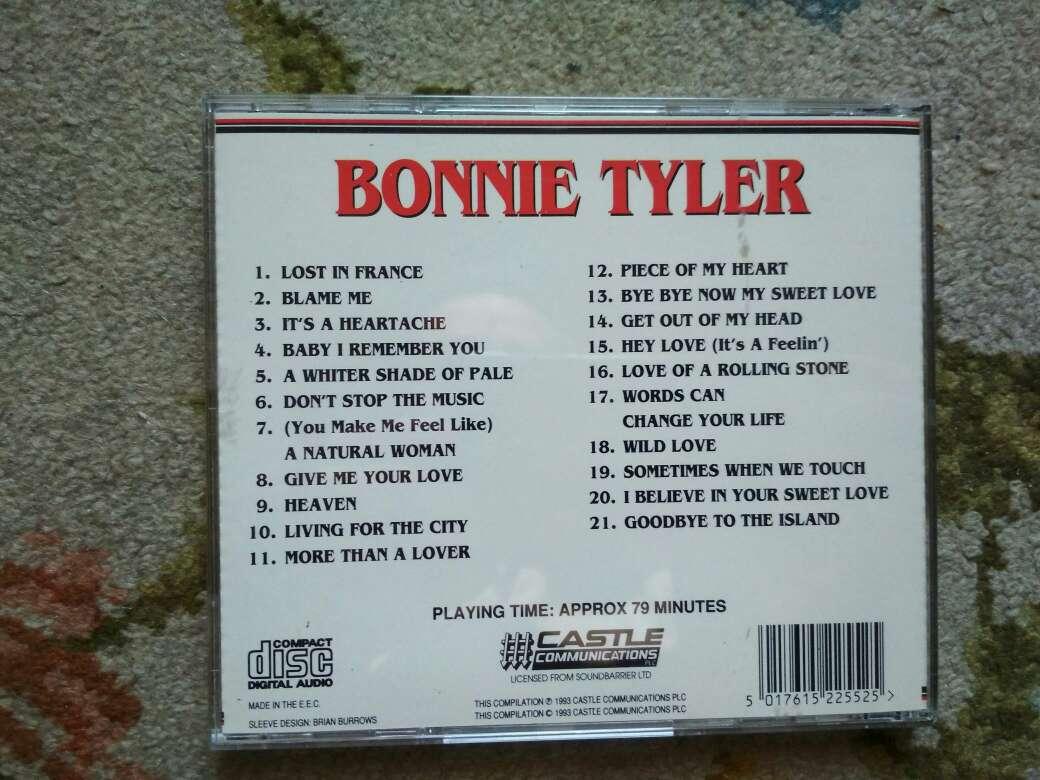 Imagen producto CD de Bonnie Tyler 4