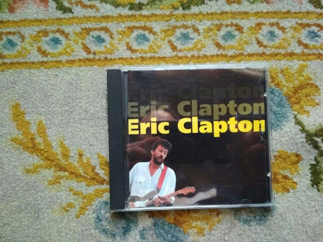 Imagen CD de Eric Clapton