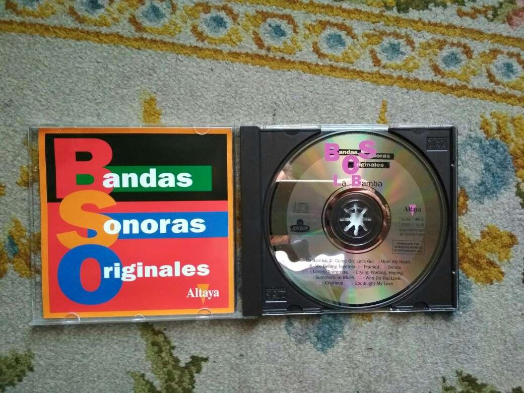 Imagen producto CD La Bamba 2
