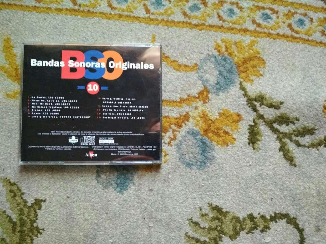 Imagen producto CD La Bamba 4