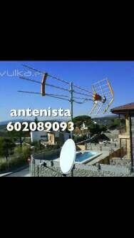 Imagen instalador antenas