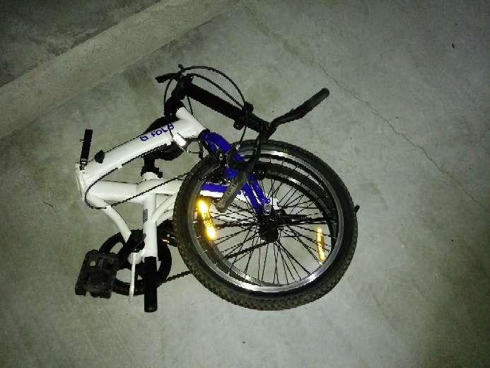 Imagen producto Bici plegable 2