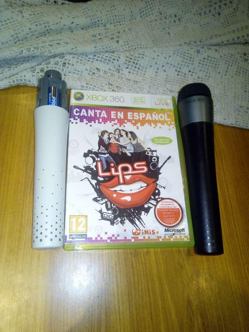 Imagen Microfonos de Xbox 360