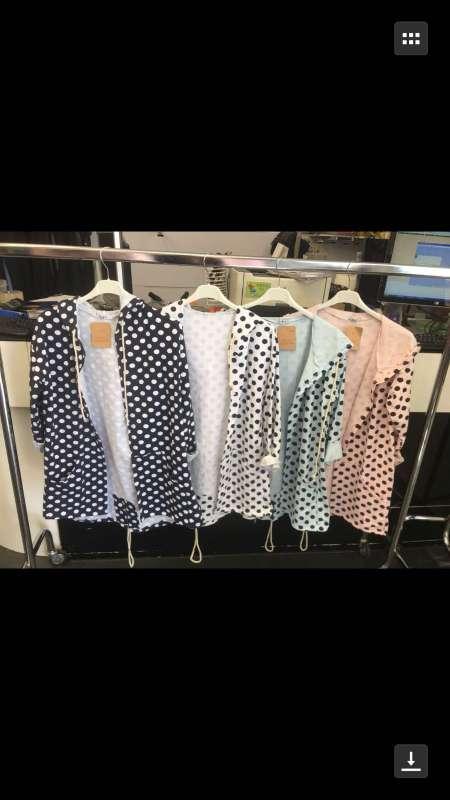 Imagen chaquetas nuevas
