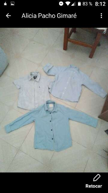 Imagen producto Ropa niño/a 3
