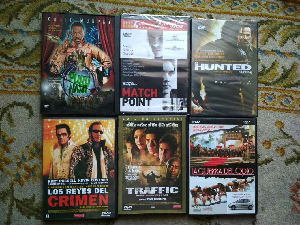 Imagen producto Películas en DVD a 1 € la unidad 2