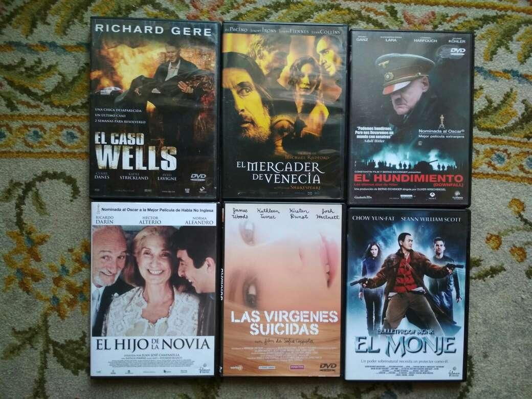 Imagen producto Películas en DVD a 1 € la unidad 4