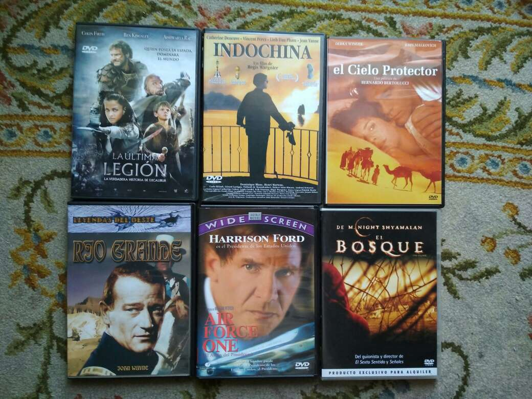 Imagen producto Películas en DVD a 1 € la unidad 3