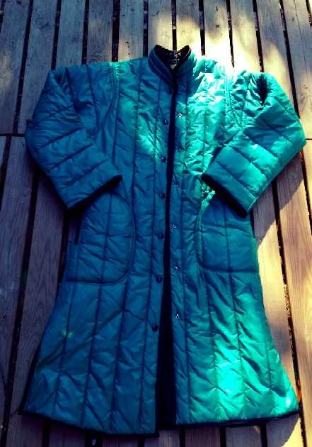 Imagen Anorak abrigo reversible