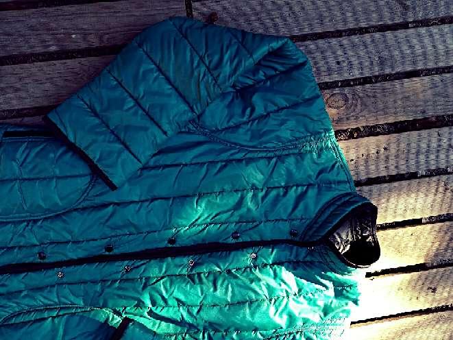 Imagen producto Anorak abrigo reversible  2