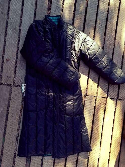 Imagen producto Anorak abrigo reversible  3