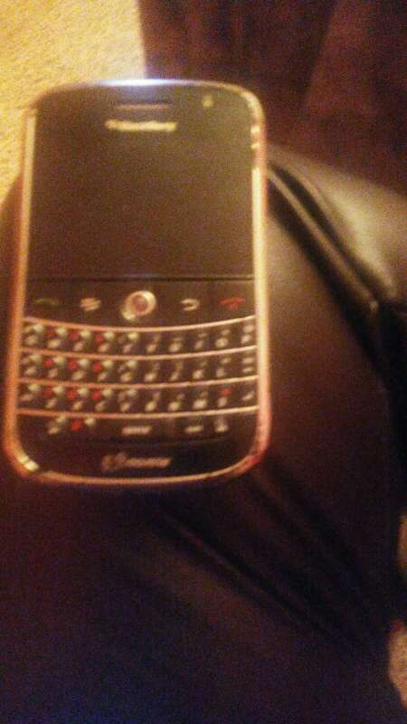 Imagen Blackberry 9000