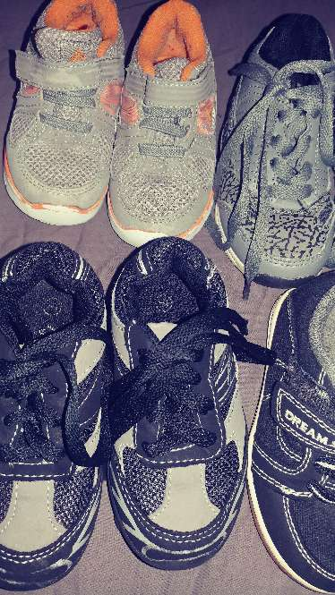 Imagen sapatos de niño