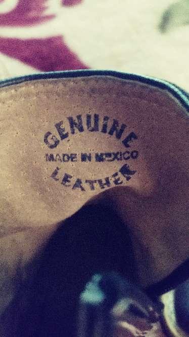 Imagen botas de son de mexico