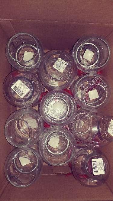 Imagen son 22 frascos para recuerdos de mesa