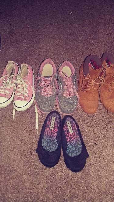 Imagen sapatos de niña
