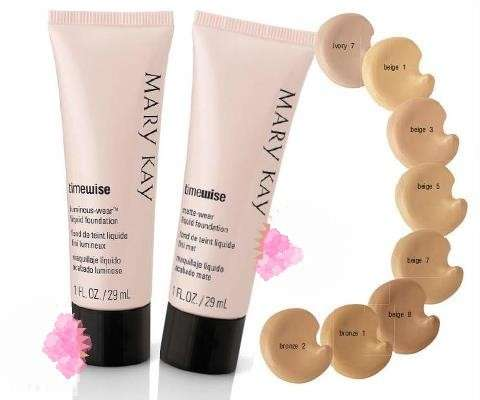 Imagen producto Maquillajes mary kay 2