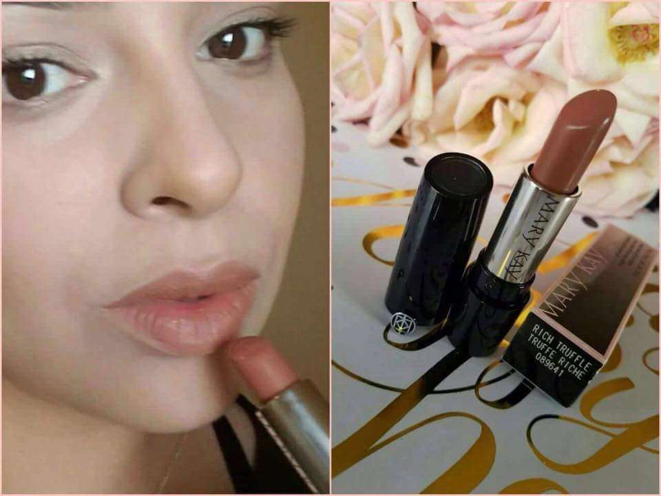 Imagen labiales semi mate mary may