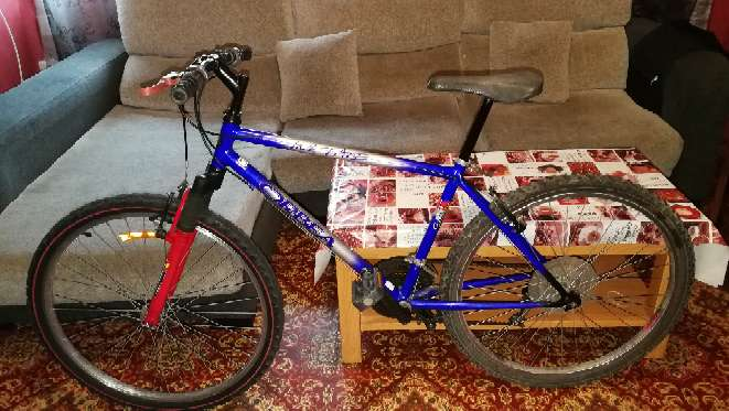Imagen vendo bicicleta Orbea 26 pulgadas M