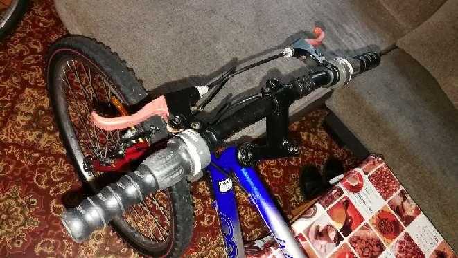 Imagen producto Vendo bicicleta Orbea 26 pulgadas M 2