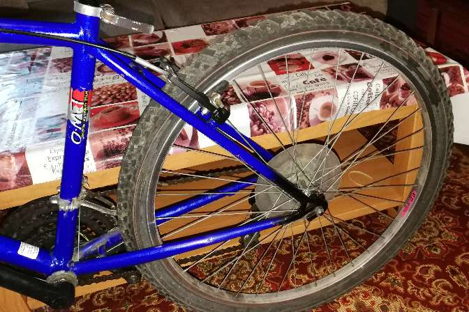 Imagen producto Vendo bicicleta Orbea 26 pulgadas M 3