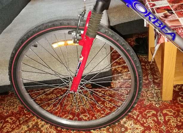 Imagen producto Vendo bicicleta Orbea 26 pulgadas M 4