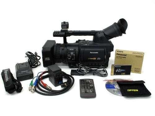 Imagen Cámara Profesional Panasonic hvx200 P2