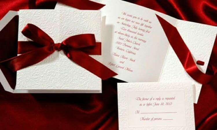 Imagen tarjetas de invitaciones para todo tipo de eventos
