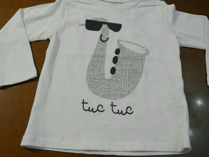 Imagen camisetas infantiles