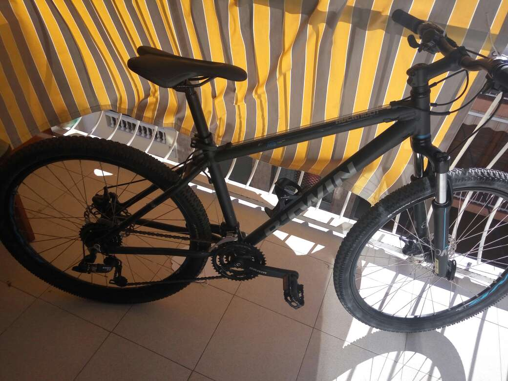 Imagen producto Bicicleta btwin 520 seminueva 3