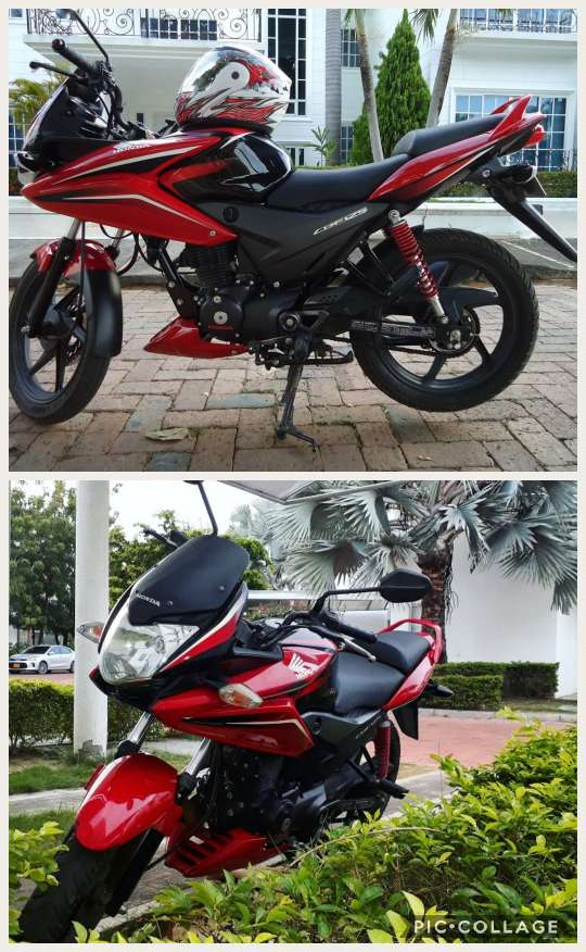 Imagen CBF 125 Honda