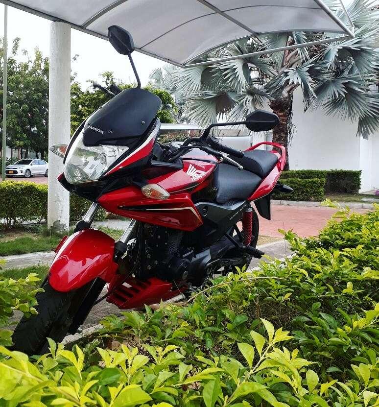 Imagen producto CBF 125 Honda 3