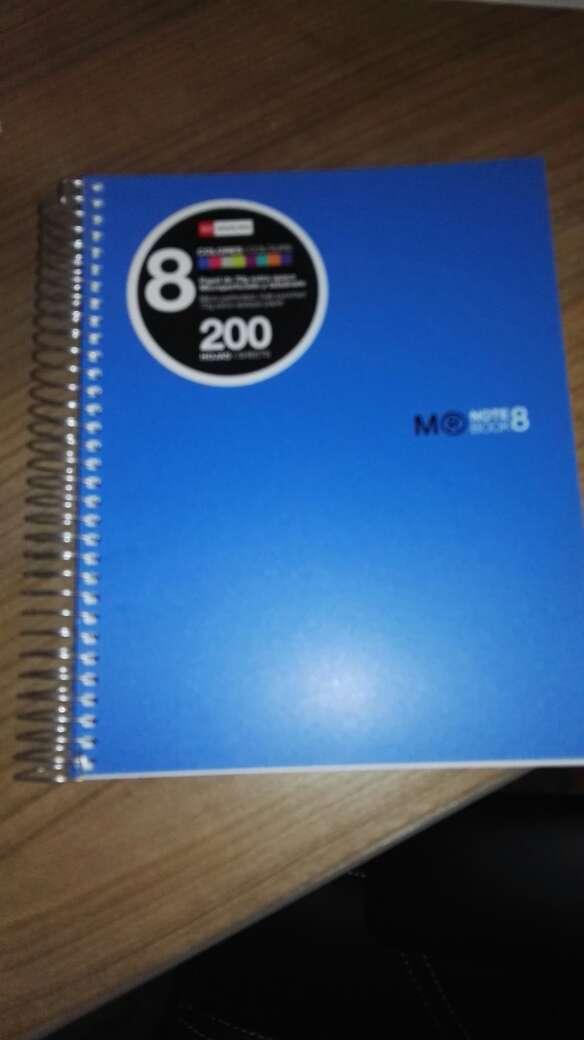 Imagen cuaderno nuevo