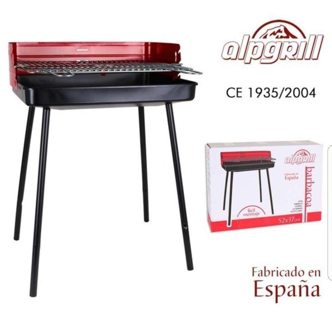 Imagen nuevas barbacoas al grill 25€