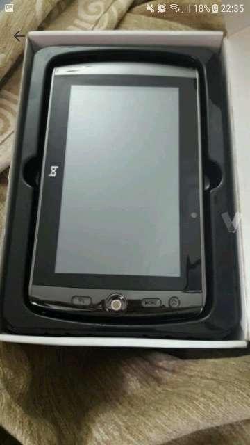 Imagen Tablet BQ 8 pulgadas