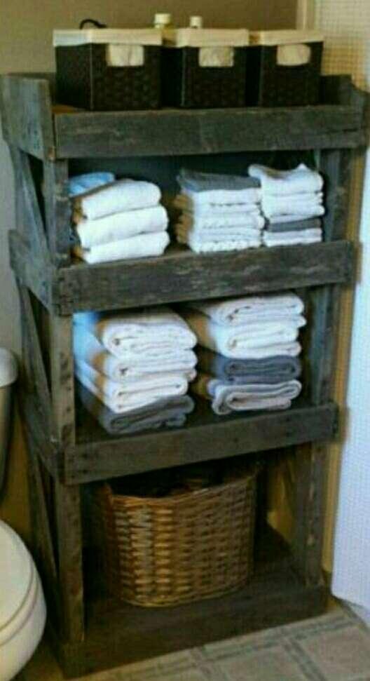 Imagen mueble artesanía Dee baño