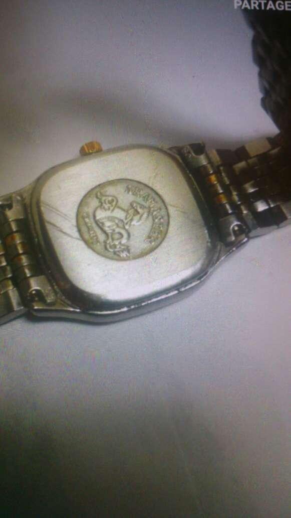 Imagen producto Authentique montre oméga seamaster or 18k 3