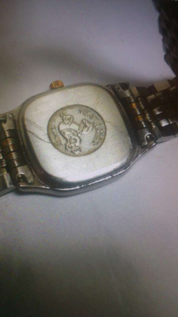 Imagen producto Authentique montre oméga seamaster or 18k 4