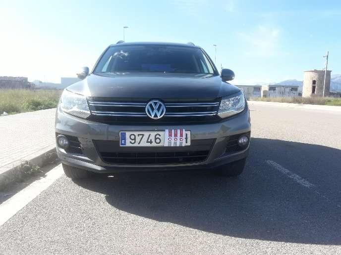 Imagen Volkswagen tiguan
