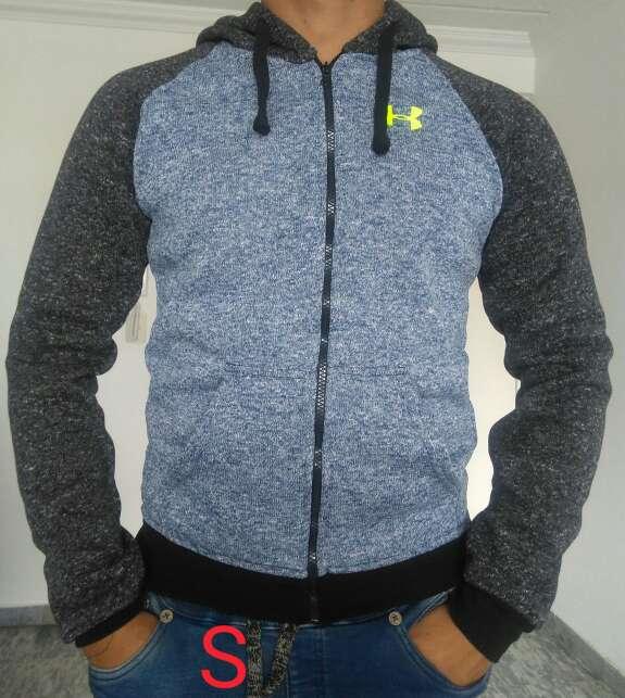 Imagen producto Busos y chaquetas en lanilla, Adidas, Nike, under armour  5