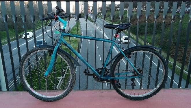 Imagen producto Vendo bicicleta conor 26 pulgadas M 2