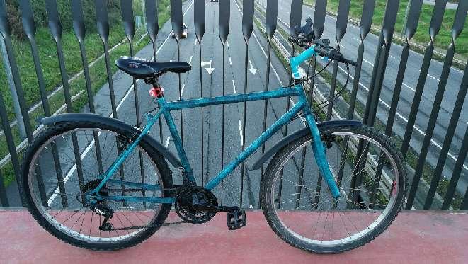 Imagen producto Vendo bicicleta conor 26 pulgadas M 5